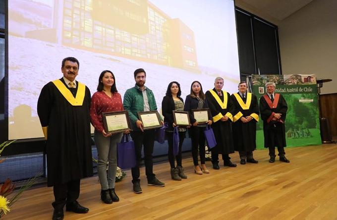 Universidad Austral de Chile conmemora 65 años en Coyhaique