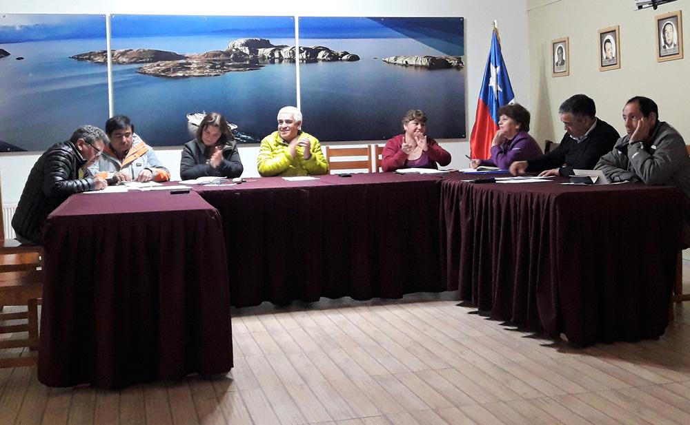 Concejo de Chile Chico aprobó recursos para festivales de la Voz y el Campero de Guadal
